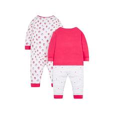 Strawberry Pyjamas - 2 Pack