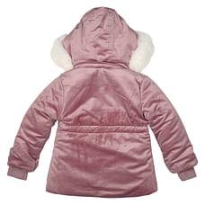 Girls Full sleeves Jacket - Pink