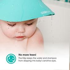 bbluv - Kap - Silicone Shampoo Repellent Cap (Aqua)